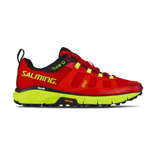 Salming Trail T5 Femme Red/yellow