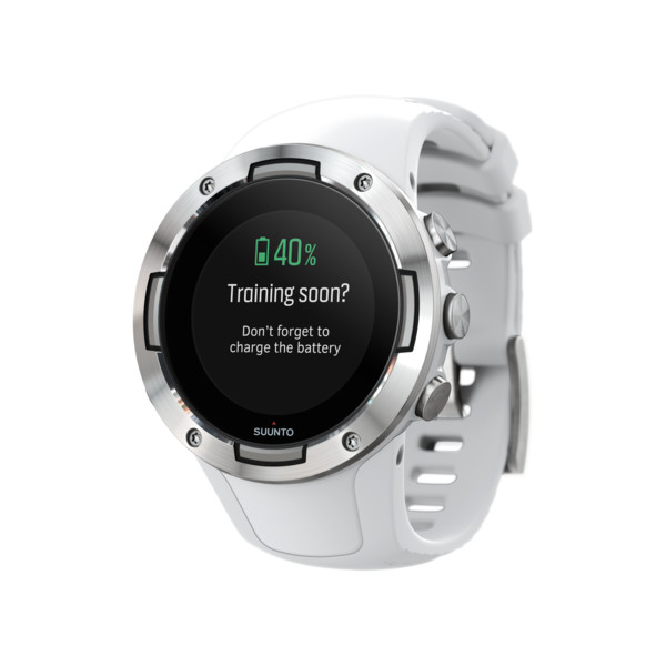 Suunto 5 All White