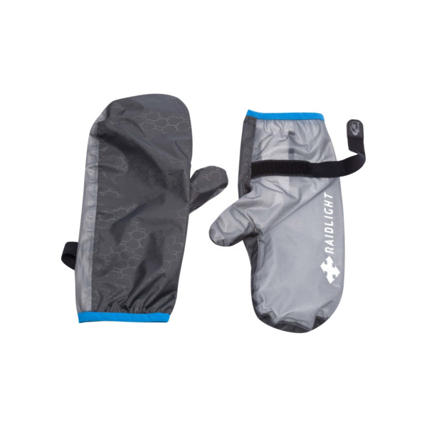 Raidlight MP+ Overmitts Gris