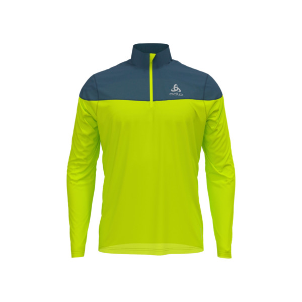 Odlo Ceramiwarm Element Midlayer 1/2 Zip Homme