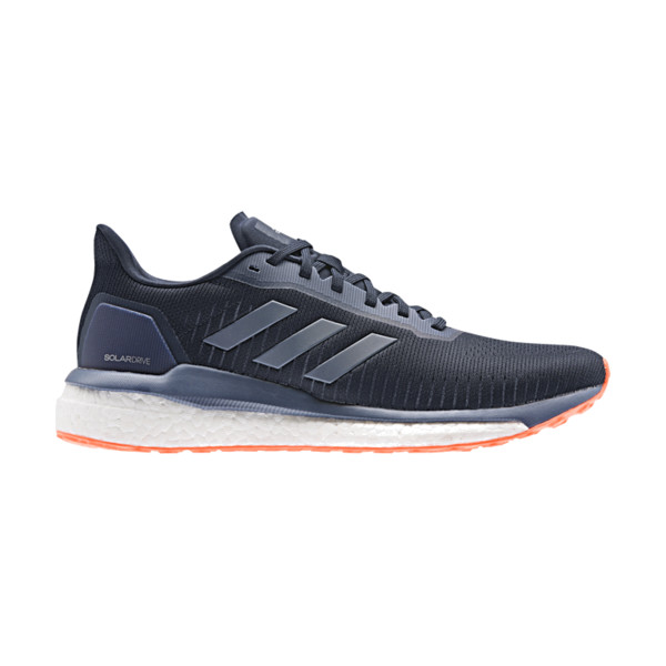 Adidas Solar Drive Homme Collegiate Navy / Solar Orange