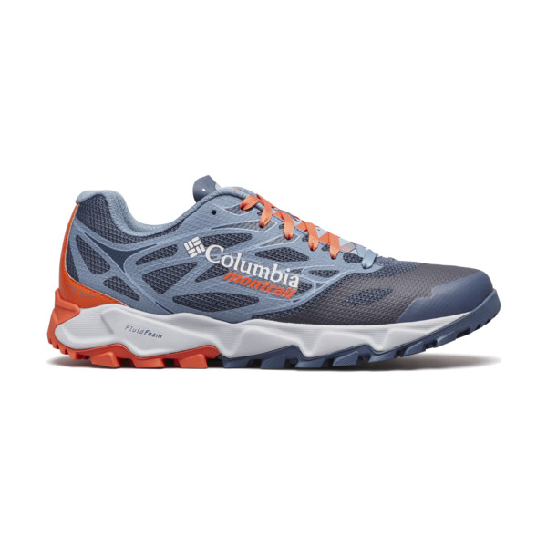 Columbia Trans Alps FKT 2 Homme Bleu / Orange