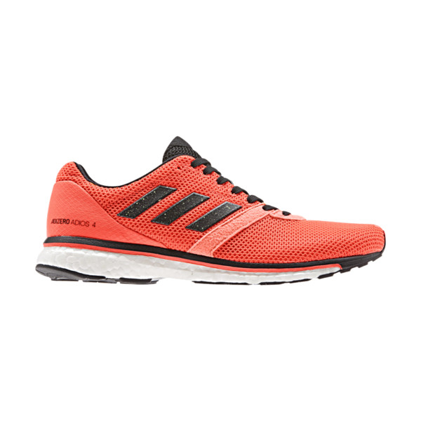 Adidas Adizero Adios V4 Femme Solar Red Orange