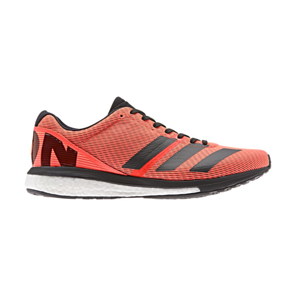 Adidas Adizero Boston V8 Homme Solar Red Orange
