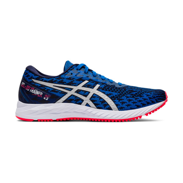 Asics Gel DS Trainer 25 Femme Electric Blue / Pure Silver