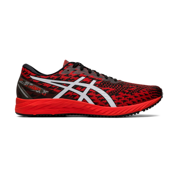 Asics Gel DS Trainer 25 Homme Fiery Red / White