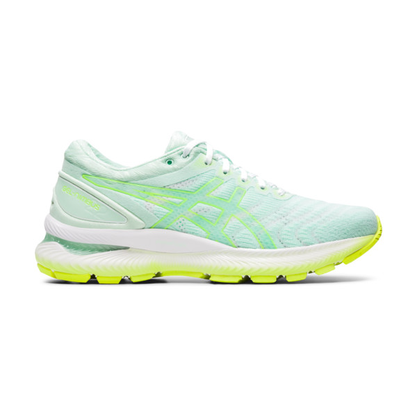 Asics Gel Nimbus 22 Femme Mint Tint / Safety Yellow