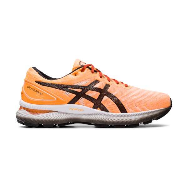 Asics Gel Nimbus 22 Homme Orange Pop / Black
