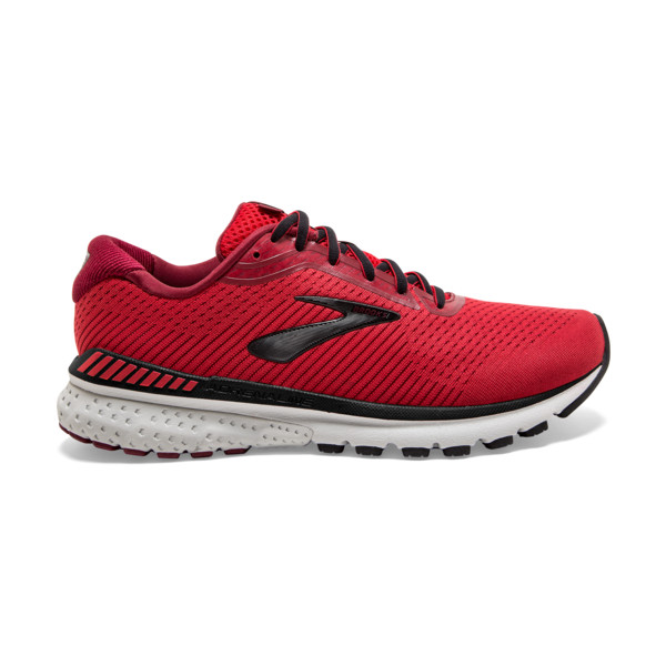Brooks Adrenaline GTS 20 Femme Red / Black / Grey