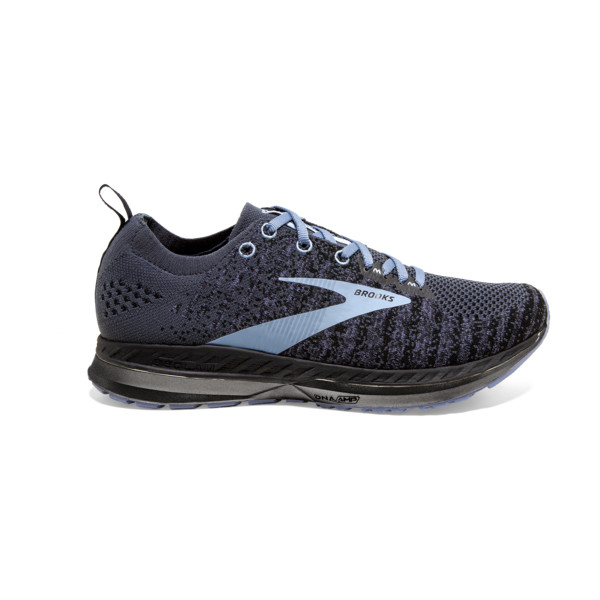 Brooks Bedlam 2 Femme Black / Grey / Kentucky Blue