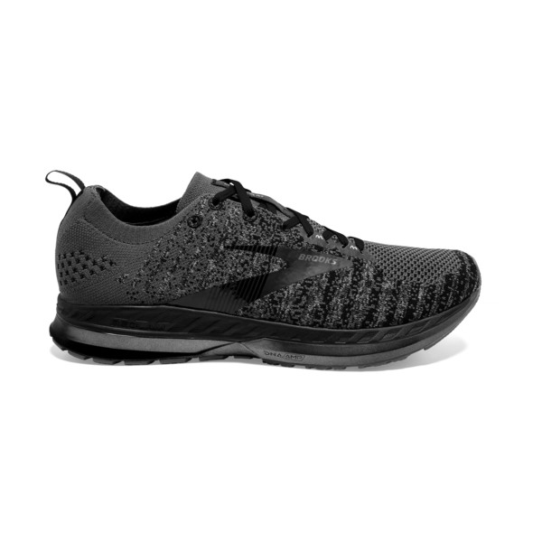 Brooks Bedlam 2 Homme Ebony / Black / Grey