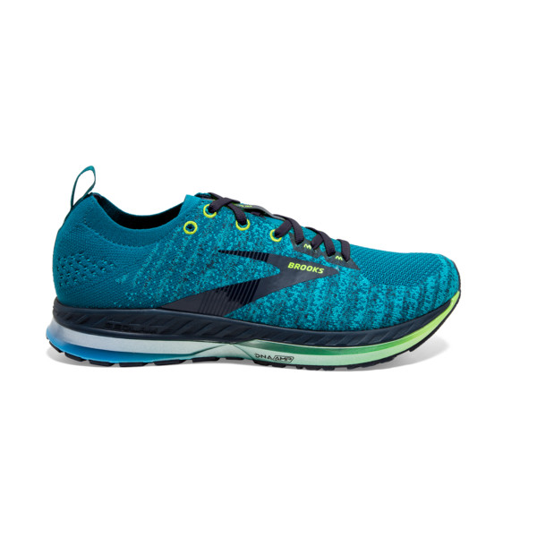 Brooks Bedlam 2 Homme Blue / Navy / Night Life