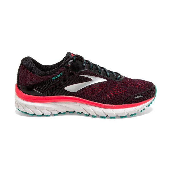 Brooks Defyance 11 Femme Black / Pink / Green