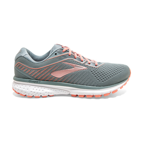 Brooks Ghost 12 Femme Lead  Grey / Desert