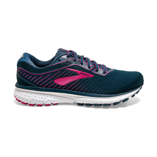 Brooks Ghost 12 Femme Navy  Majolica / Beetroot