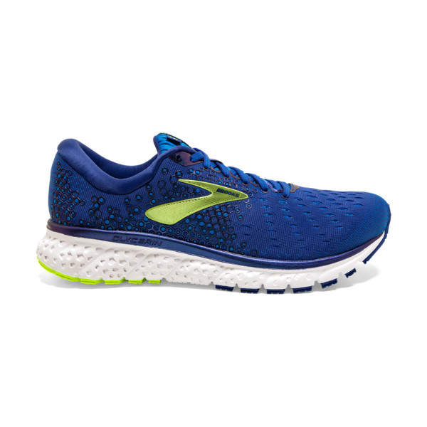 Brooks Glycerin 17 Homme Mazarine / Blue / Nightlife