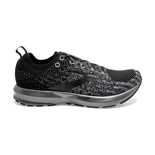 Brooks Levitate 3 Homme Black / Ebony / Silver