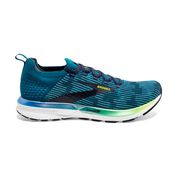 Brooks Ricochet 2 Homme Blue  Navy / Nightlife