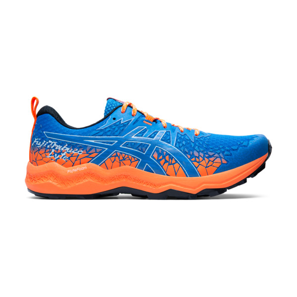 Asics Fujitrabucco Lyte Homme Directoire Blue / Shocking Orange