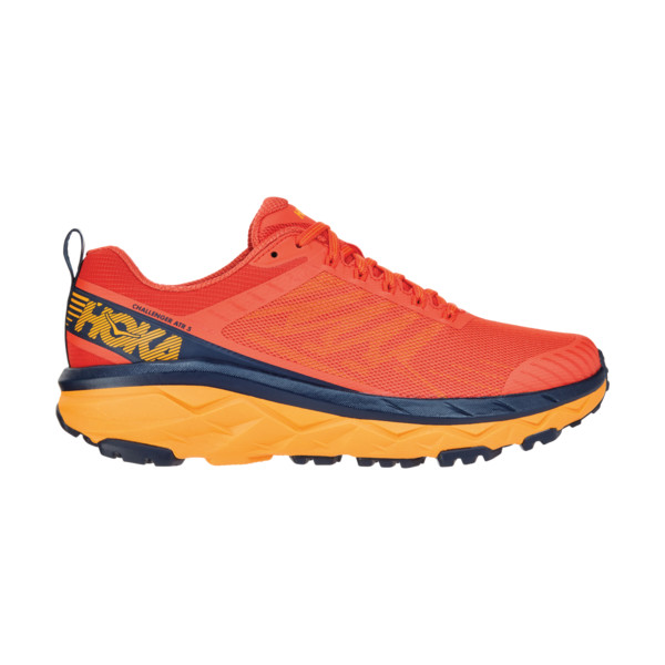 Hoka Challenger 5 Homme Orange