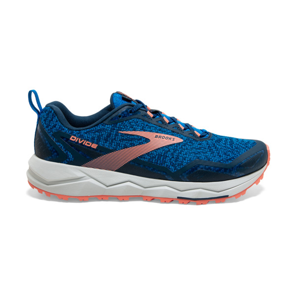 Brooks Divide 1 Femme Blue / Desert Flower / Grey