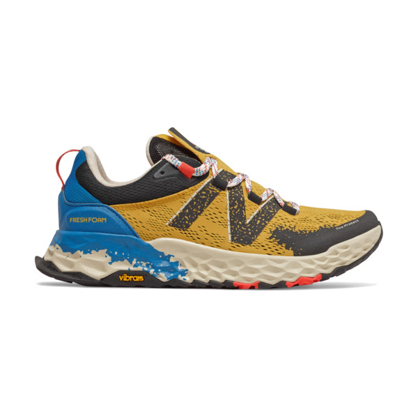 New Balance Fresh Foam Hierro V5 Homme Yellow