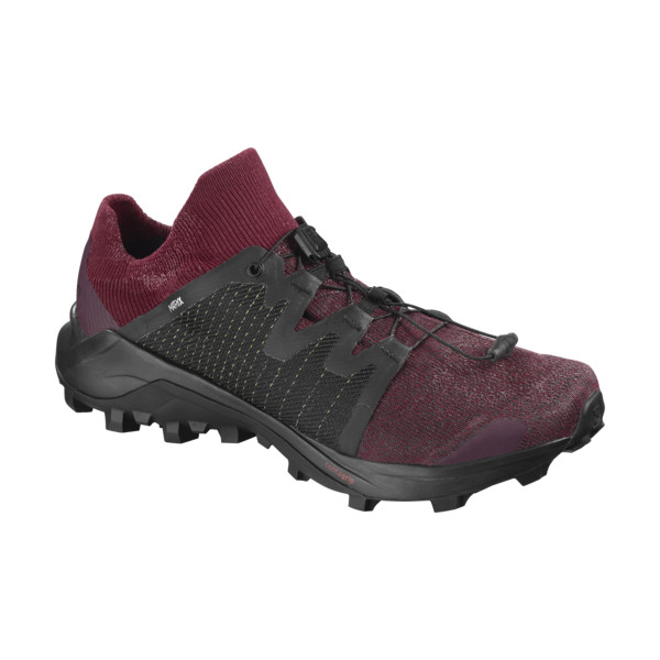 Salomon Cross Pro Homme Barolo/black