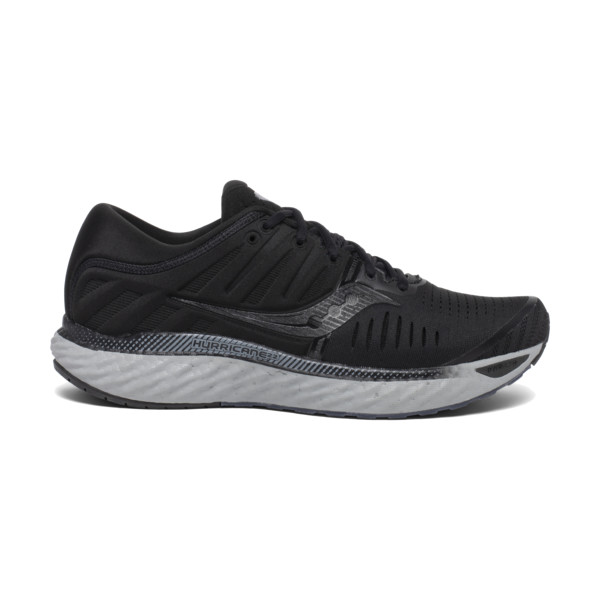 Saucony Hurricane 22 Homme Blackout