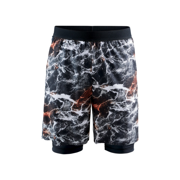 Craft Short 2in1 Racing Homme Multinoir