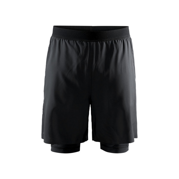 Craft Short 2in1 Racing Homme Noir