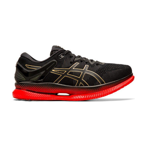 Asics Metaride Homme Black / Classic Red