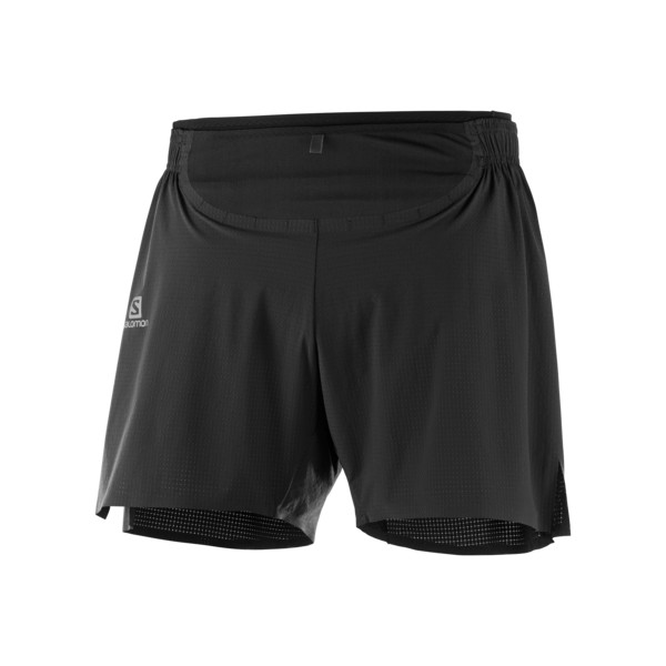 Salomon Sense Pro Short Homme Black