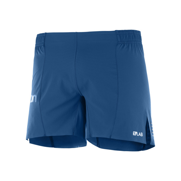Salomon S/LAB Short 6 Homme Poseidon