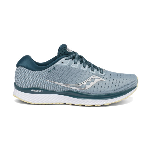 Saucony Guide 13 Homme Mineral / Deep Teal