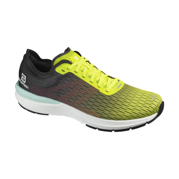 Salomon Sonic 3 Accelerate Homme Safety Yellow