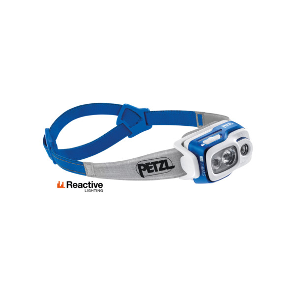 Petzl SWIFT RL Bleu