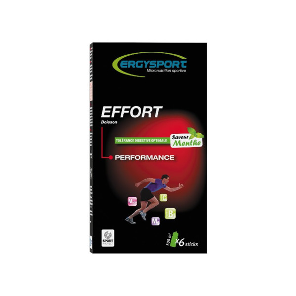 Ergysport EFFORT MENTHE STICKS Menthe